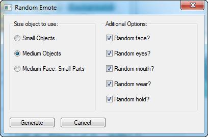 Emote Maker