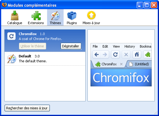 Chromifox