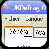 JKDefrag GUI 1.17