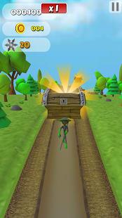 Angry Stickman Run - Running Game