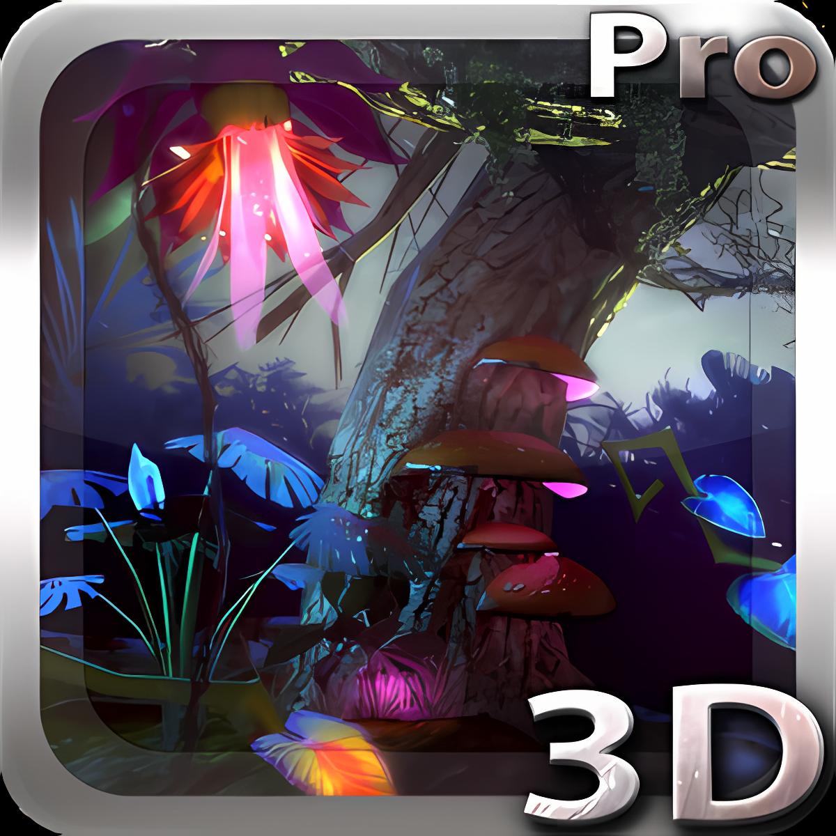 Alien Jungle 3D Live Wallpaper 1.0