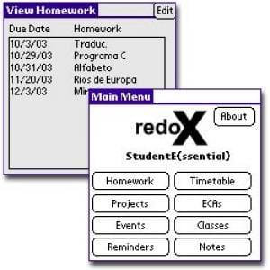 Redox StudentE