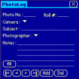 PhotoLog