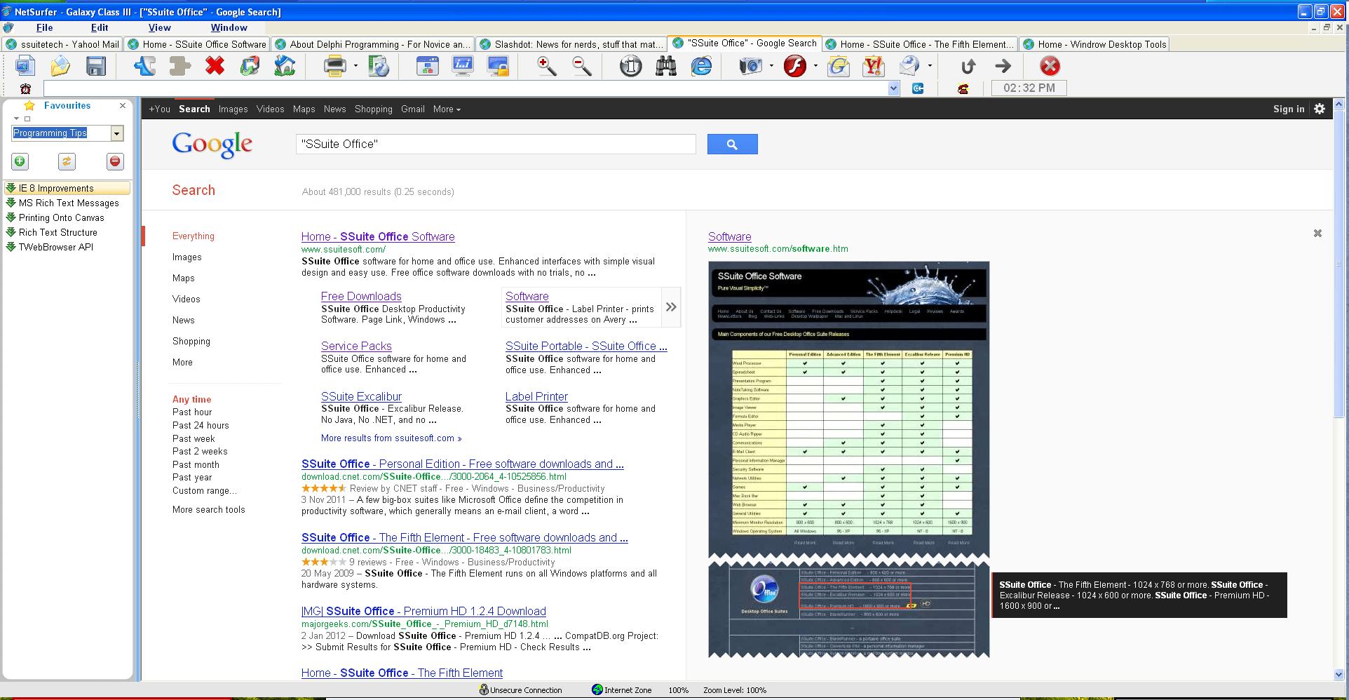 SSuite Office Premium HD