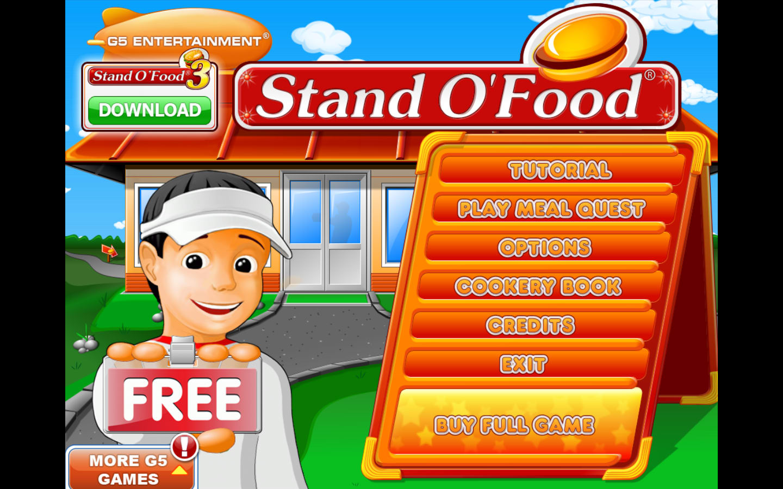 Stand O'Food Free