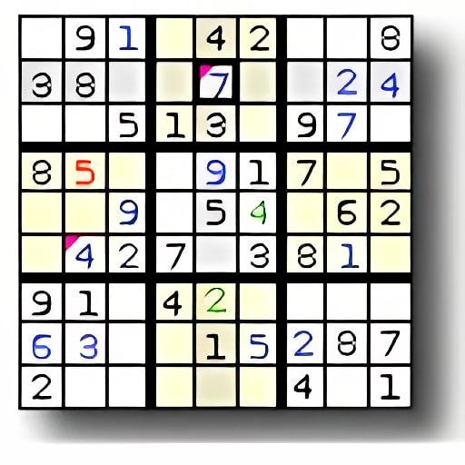 SudokuMaster 1.6