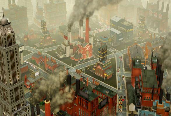 SimCity(シムシティ)