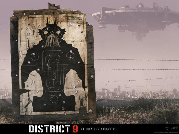 District 9 Wallpaper