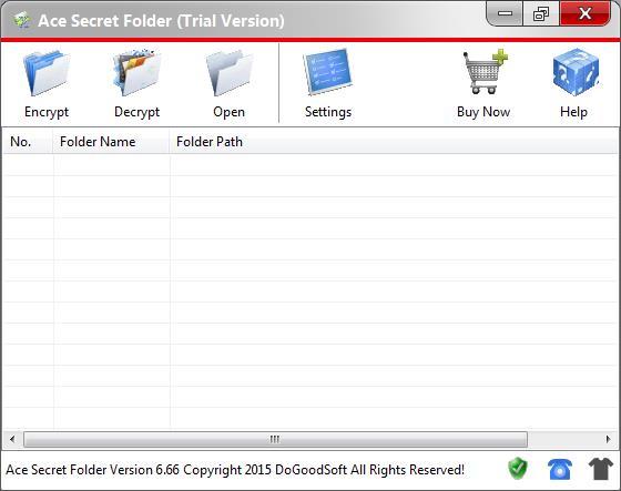 Ace Secret Folder