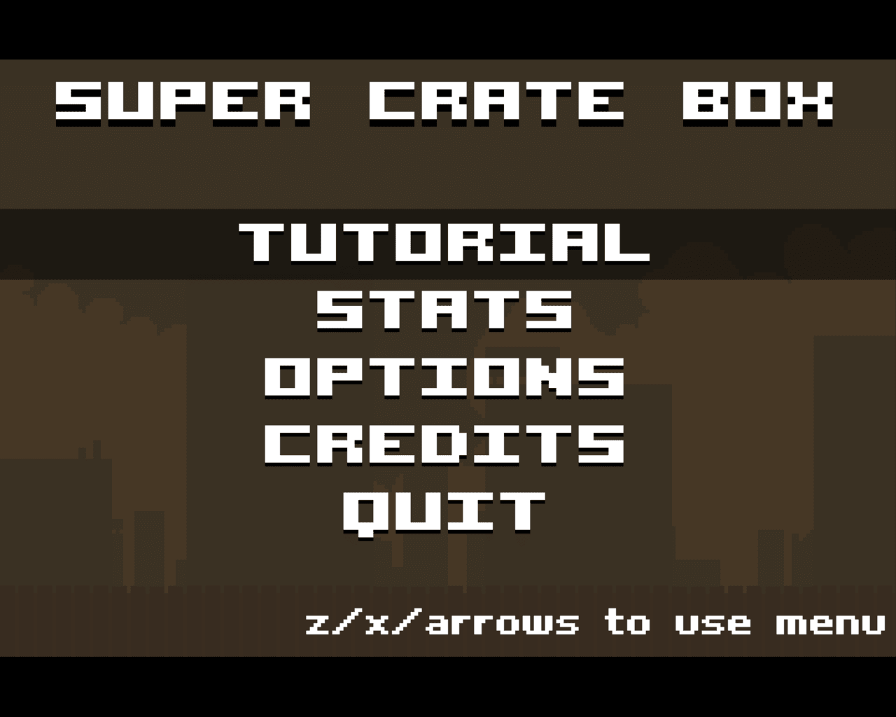Super Crate Box