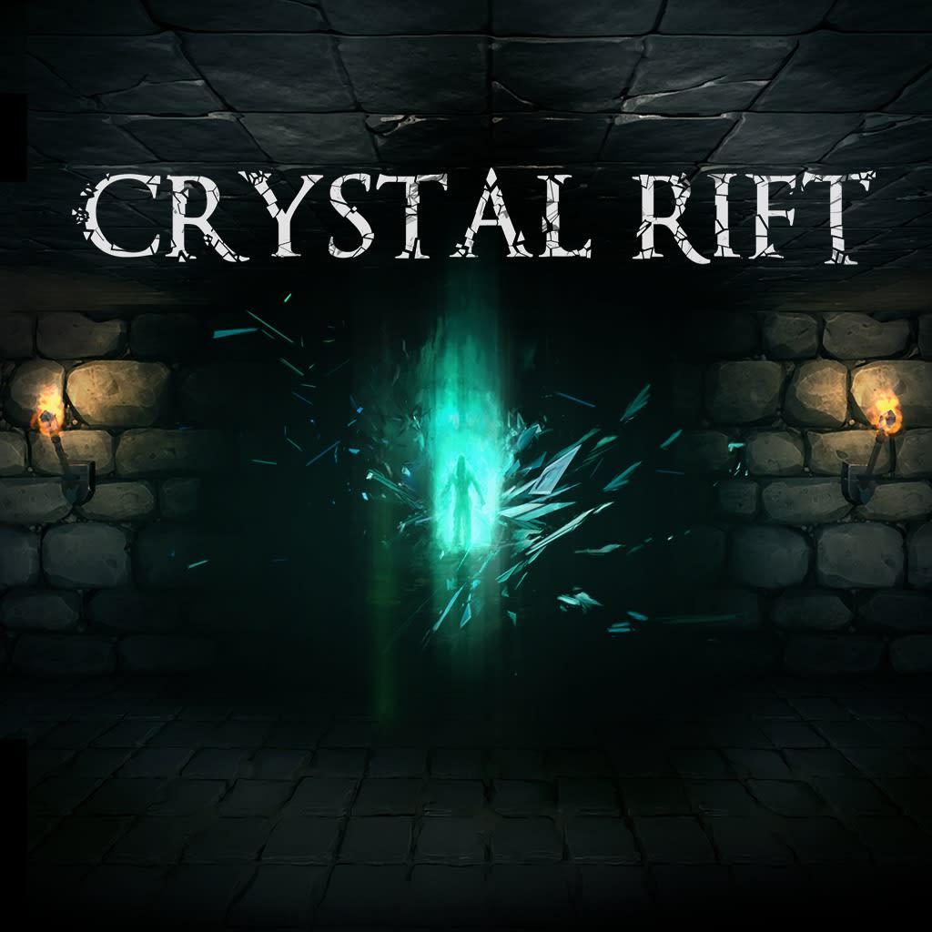 Crystal Rift PS VR PS4