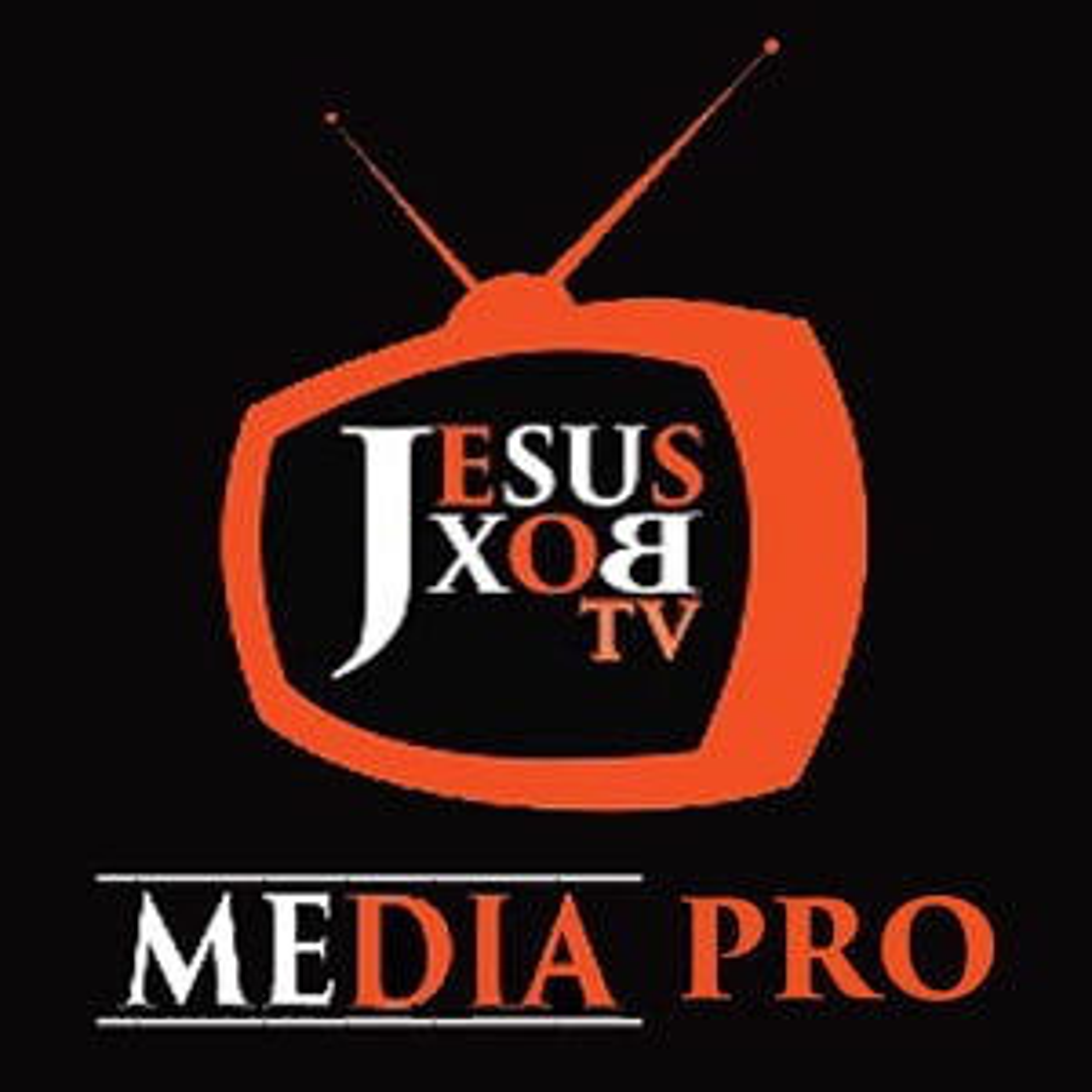 JESUS BOX MEDIA PRO