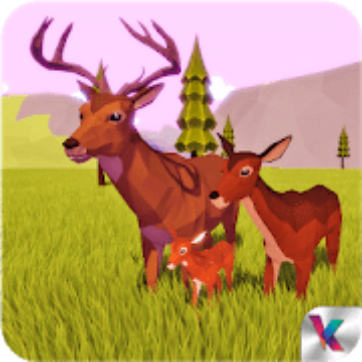 Deer Simulator Fantasy Jungle 1.0