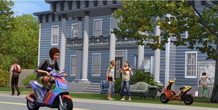 The Sims 3: Studenckie życie