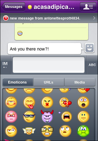 yahoo messenger for iphone yahoo messenger for iphone 16532