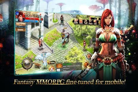 Arcane Online (MMORPG)