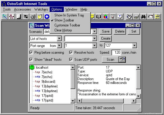 OstroSoft Internet Tools