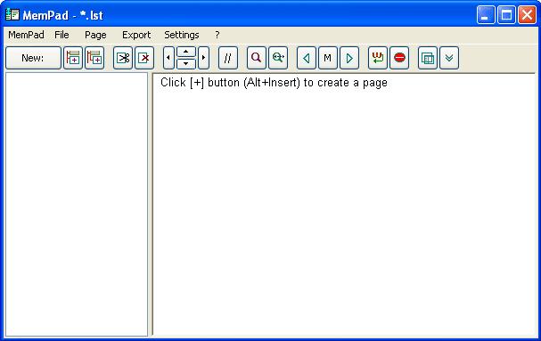 MemPad