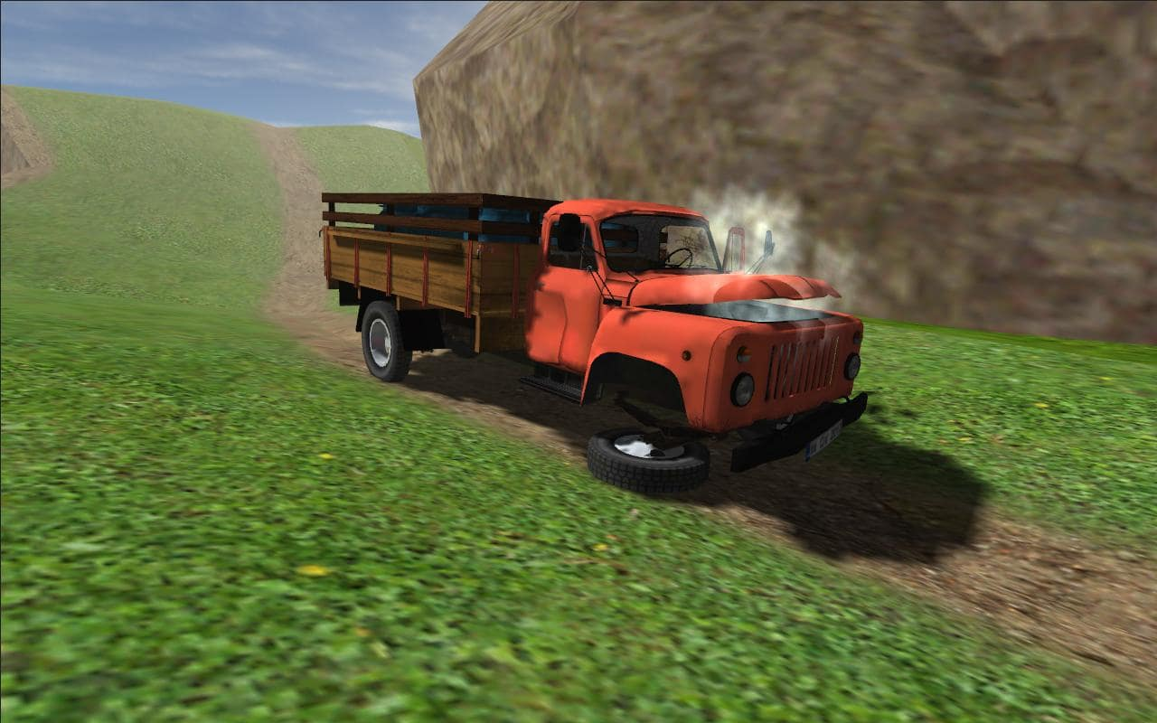 truck driver 3d for android download