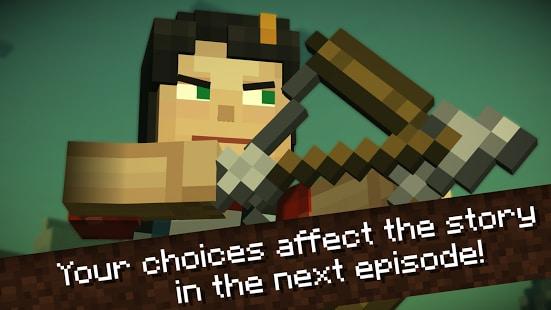 Minecraft: Story Mode