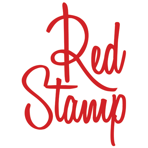 Red Stamp Cards