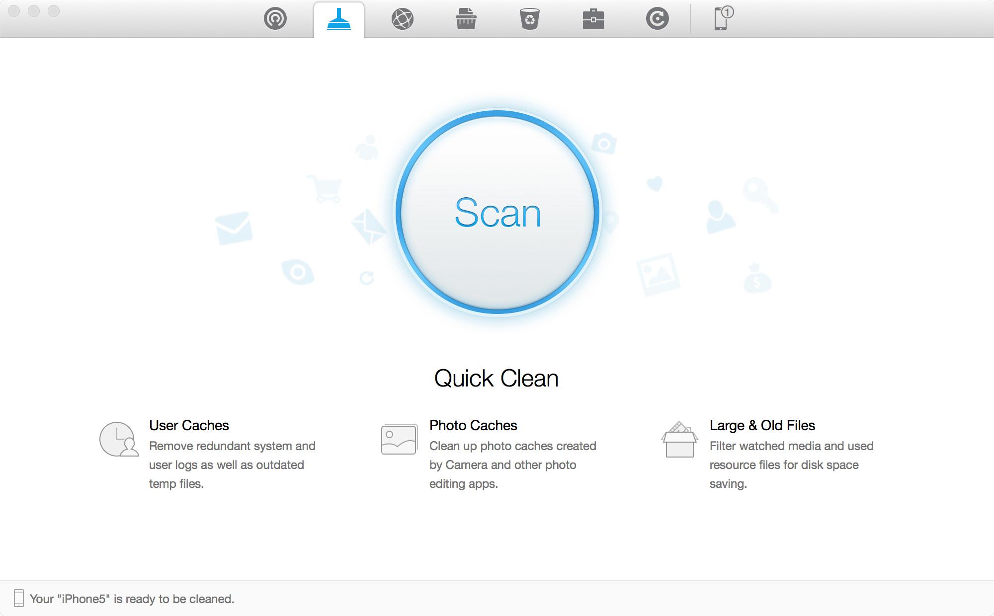 iPhone sempre pulito e protetto grazie a un programma per PC
