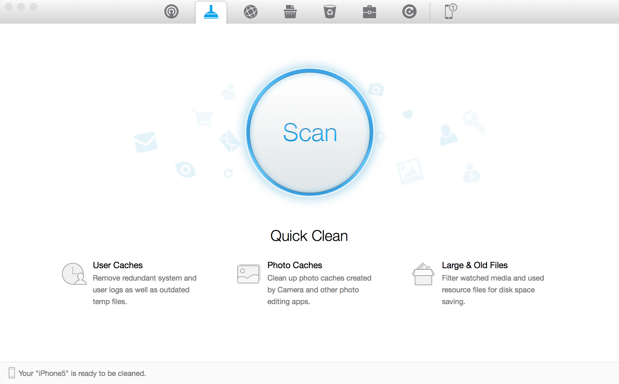 PhoneClean for Mac