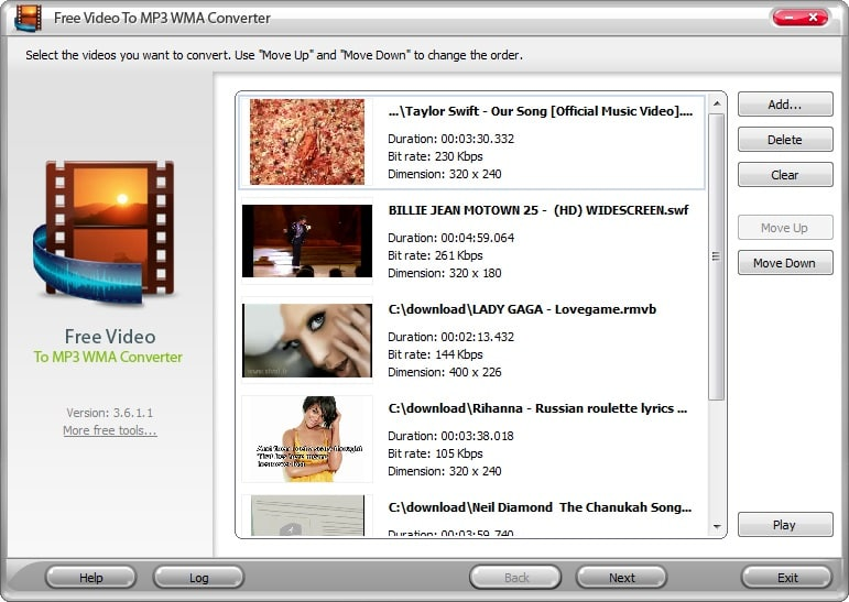 Download free wma to mp3 converter free latest version free video to mp3 wma converter stopboris Images