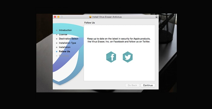 Virus Eraser Antivirus For Mac