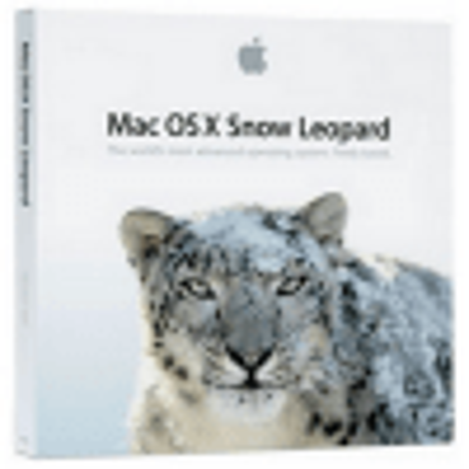 Mac OS X 10.6 Snow Leopard 10.6