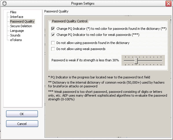 Advanced Encryption Package 2009