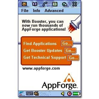 AppForge Booster P800