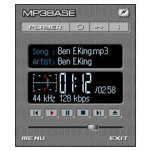 MP3 Base Stereo EQ