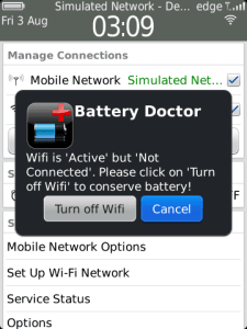 Battery Saver Free -Battery Doctor!