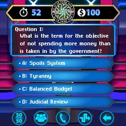 who wants to be a millionaire? for java - download, Powerpoint templates