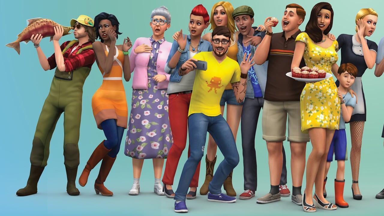 Galería de Los Sims 4