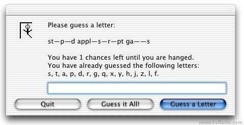 Stupid AppleScript Games