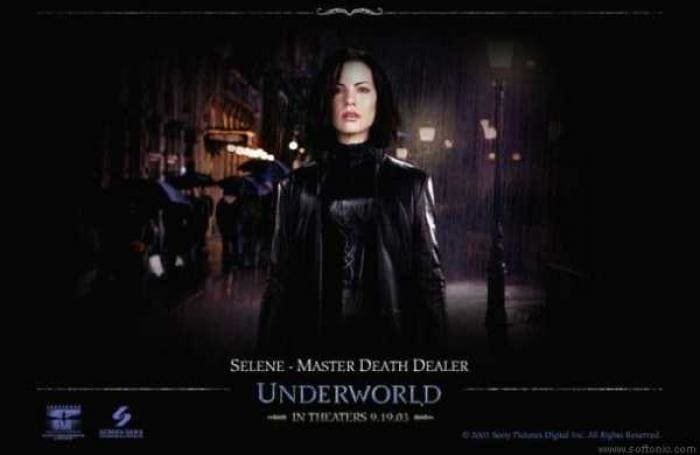 Underworld Screensaver