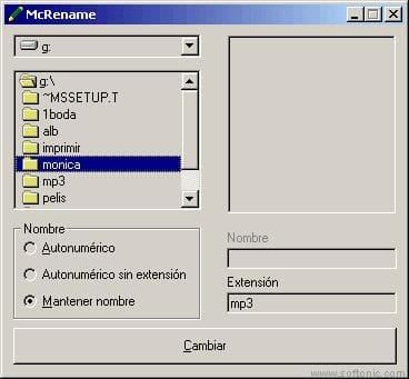 McRename