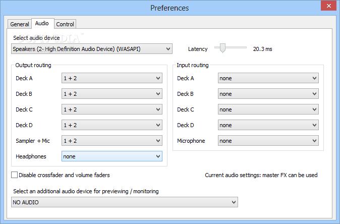 CuteDJ - DJ Mixing Software