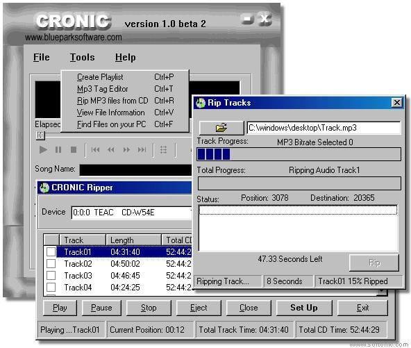 Cronic