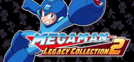 Mega Man Legacy Collection 2 2017
