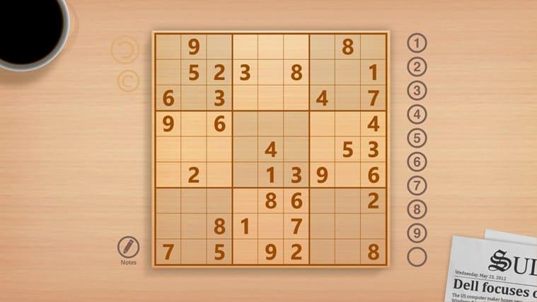 Sudoku Free für Windows 10