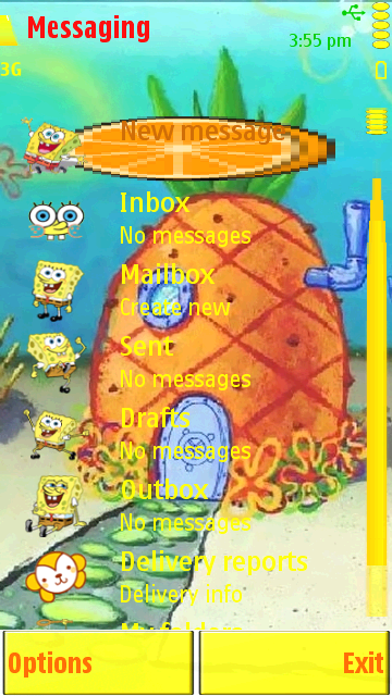 Tema SpongeBob