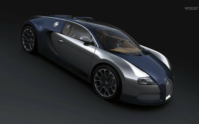 Bugatti Veyron Theme