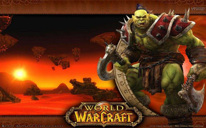TEMA DE WORLD OF WARCRAFT