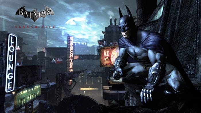 Tema de Batman: Arkham City
