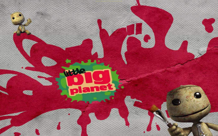 Little Big Planet theme