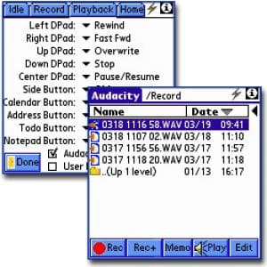 Audacity Digital Voice Recorder