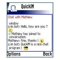 QuickIM MSN Messenger